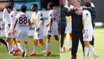 Galatasaray'dan 3 gollü prova