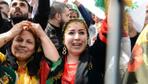 Bakırköy'de nevruz kutlamasından görüntüler
