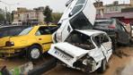 İran'ı sel vurdu: Çok sayıda ölü var