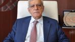 Mardin'de Ahmet Türk'ün mazbatası verildi