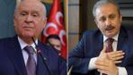 Devlet Bahçeli, TBMM Başkanı Mustafa Şentop ile görüşecek