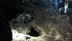 Bursa'da 8 defineci kazdıkları kuyuda mahsur kaldı