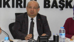 AK Parti Çankırı İl Başkanı Celal Kaman görevinden istifa etti