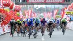 Cumhurbaşkanlığı Türkiye Bisiklet Turu'nun üçüncü etabının birincisi de belli oldu