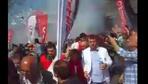 Ekrem İmamoğlu'nun biber gazı yediği görüntüleri ortaya çıktı