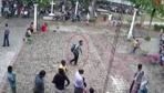 Sri Lanka saldırılarında şüphelinin görüntüsü güvenlik kamerasına yansıdı