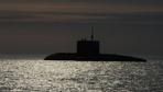 Dünyanın en büyük nükleer denizaltısı suya indirildi
