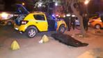 Bakırköy'de ticari takside bir kişi hayatını kaybetti
