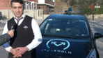 İsveç'te Türk şoförü kahraman ilan edildi