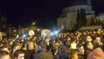 Küçükçekmece'deki protestoya polis müdahalesi