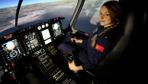 Emniyetin ilk kadın helikopter pilotunun yeni hedefi