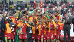 Galatasaray, sezonu Sivas'ta kapatıyor