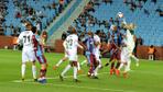 Trabzonspor - Beşiktaş maçından muhteşem görüntüler