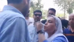 Polisten HDP'li vekil Remziye Tosun'a ayar