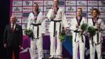 İBB'nin şampiyon tekvandocusu İrem Yaman tarih yazıyor