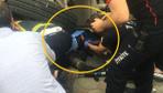 Kocaeli'de halk otobüsü devrildi 6 yaralı