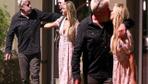 Evli olan Ron Perlman rol arkadaşı Allison Dunbar ile öpüşürken yakalandı!