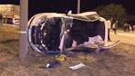 Öğrenciler kiralık araçla kaza yaptı 2 kişi hayatını kaybetti