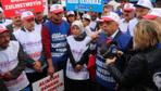 Hak-İş Bolu'dan Ankara'daki CHP Genel Merkezi'ne yürümeyi planlıyor