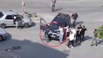 Gaziosmanpaşa'da kemerle saldırdı! Tek yumrukla nakavt oldu