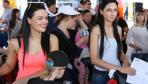 Antalya'dan turizmde bir rekor daha! Bir günde 76 bin 568 turist geldi