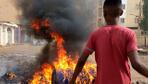 Sudan'daki Ümmet Partisi halkı sokağa çağırdı