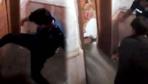 Ankara'daki sel felaketi! Anne ile kızını kurtarma anları kamerada