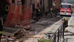 İtalya'da gaz patlaması Belediye başkanı ve 8 kişi yaralandı