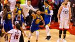 Golden State Warriors pes etmiyor