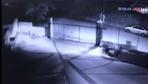 Ümraniye'de kapalı otoparkta motosiklet hırsızlığı kamerada