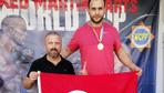 MMM Dünya Şampiyonası'nda şampiyon Cihan Kaplan oldu.