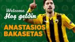 Yunan golcü Anastasios Bakasetas Alanyaspor'da