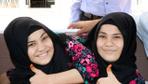 Kahramanmaraş'ta siyam ikizlerinin YKS heyecanı