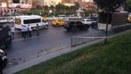 İstanbul Şişli'de lüks cip silahlı saldırı 4 yaralı
