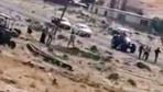 Şanlıurfa'daki İzol Aşireti mensupları arasındaki çatışma anbean kamerada!