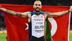 Ramil Guliyev Rabat'ta ikinci oldu