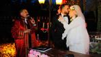 Zerrin Özer 27 yaş küçük sevgilisi Murat Akınca ile evlendi