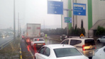 İzmir Ankara karayolu ulaşıma kapandı
