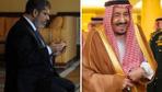 Mursi'nin öldüğü akşam Suudi Arabistan'dan olay paylaşım