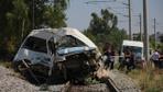 Mersin'deki tren kazasında dehşet detaylar