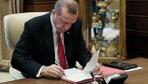 Cumhurbaşkanı Erdoğan imzayı attı! Resmen kuruldu