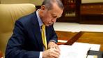 Erdoğan imzaladı! 127 general ve amiralin görev yeri değişti