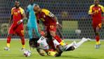 Ayew'in golleri Gana'ya yetmedi