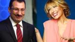 """Gülse Birsel """"laf eden karşısında beni bulur"""" diyerek AK Partili Yavuz'a teşekkür etti"""