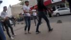 Sultanbeyli'de 30 genç birbirine bıçaklarla saldırdı