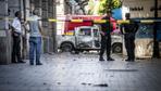 Tunus'un başkentinde polis aracını intihar saldırısı