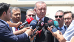 Cumhurbaşkanı Erdoğan'dan yeni parti sorusuna dikkat çeken yanıt