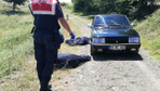 Kütahya'da bir kişi eşini öldürüp intihar etti