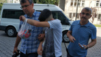 Samsun'da 16 yaşındaki çocuk kazayla annesini vurdu