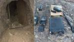 Pençe'de terör örgütüne yaşam dar edildi PKK'nın 177 mağara ve sığınağına imha